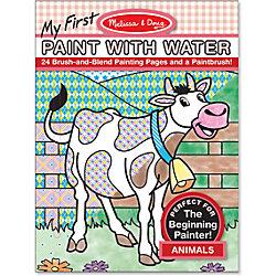 """Водные раскраски """"Животные"""