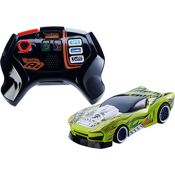 Hot Wheels A.i. – Smart Car Street Shaker + Controller