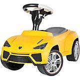 Каталка Lamborghini Urus, желтый, RASTAR