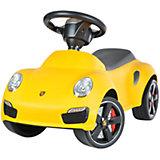 Каталка Porsche 911 911, желтый, RASTAR