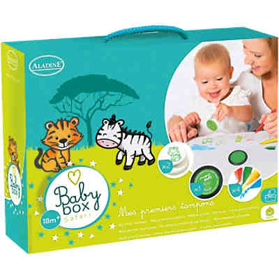 Stampo Baby Box - Safari