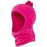 Комплект: шапка и шарф для девочки Premont