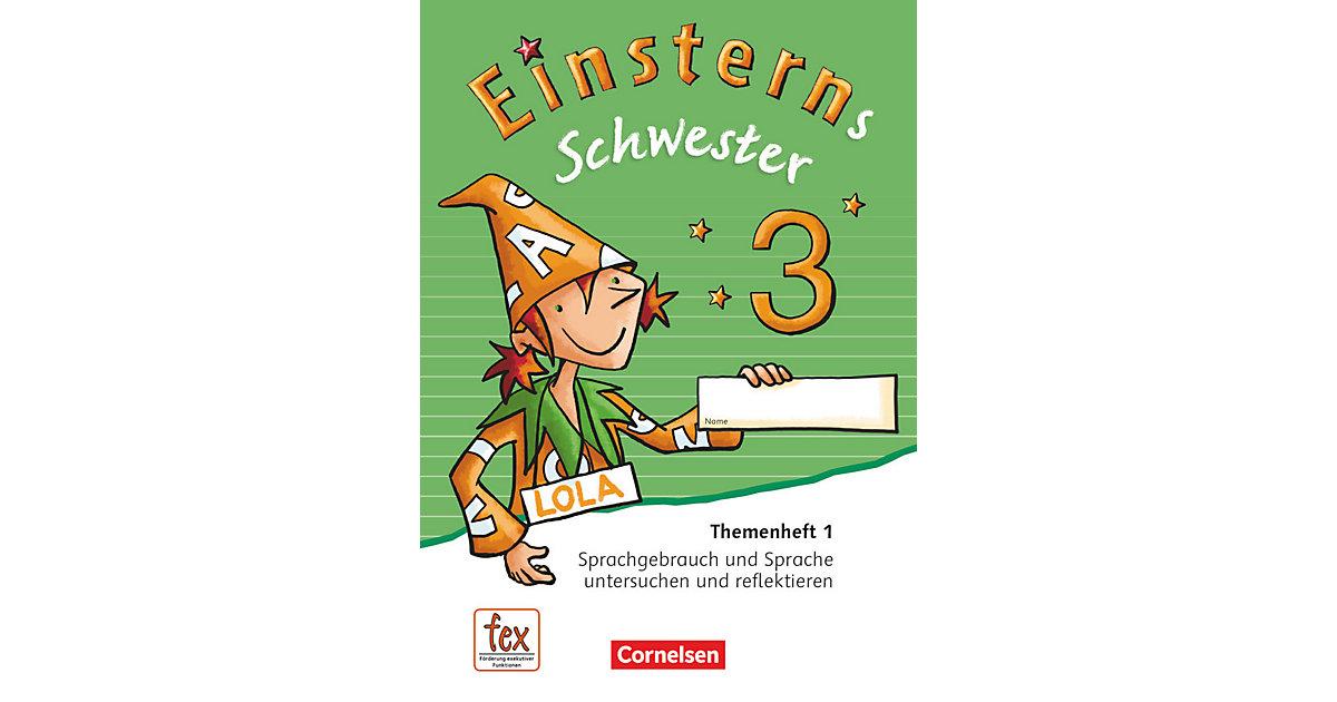 Buch - Einsterns Schwester, Sprache und Lesen, Neubearbeitung (2015): 3. Schuljahr, Themenheft 1 (Verbrauchsmaterial)
