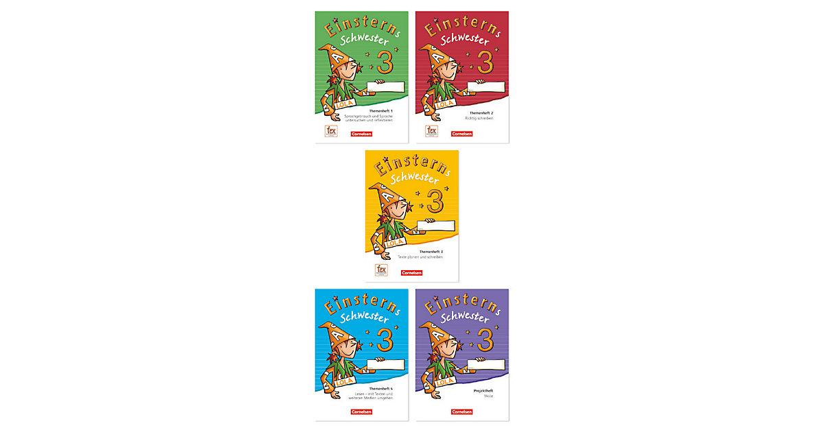 Buch - Einsterns Schwester, Sprache und Lesen, Neubearbeitung (2015): 3. Schuljahr, Themenheft 1-4
