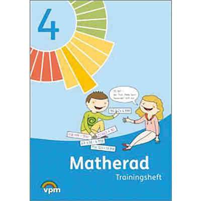 Matherad: 4. Schuljahr, Trainingsheft