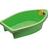 Бассейн - Лодочка, Marian Plast, зеленая