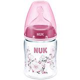 Бутылочка First Choice Plus пласт. (ПП) 150 мл с сил. соской  М р-р 1, NUK