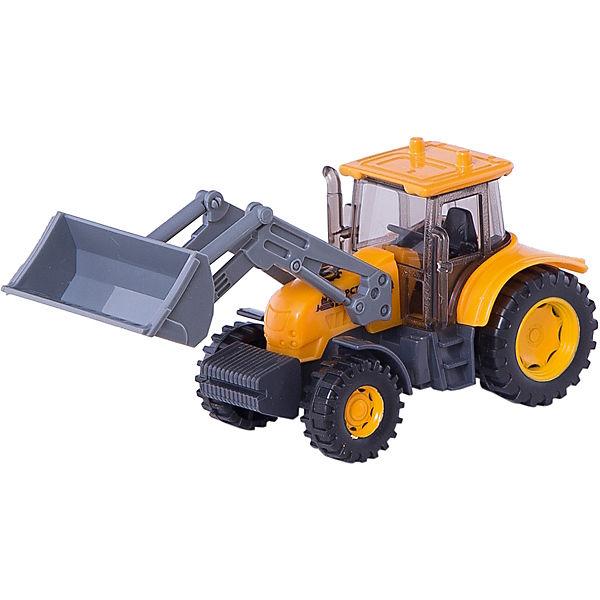 Экскаватор-трактор, Технопарк