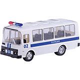 Автобус, Технопарк