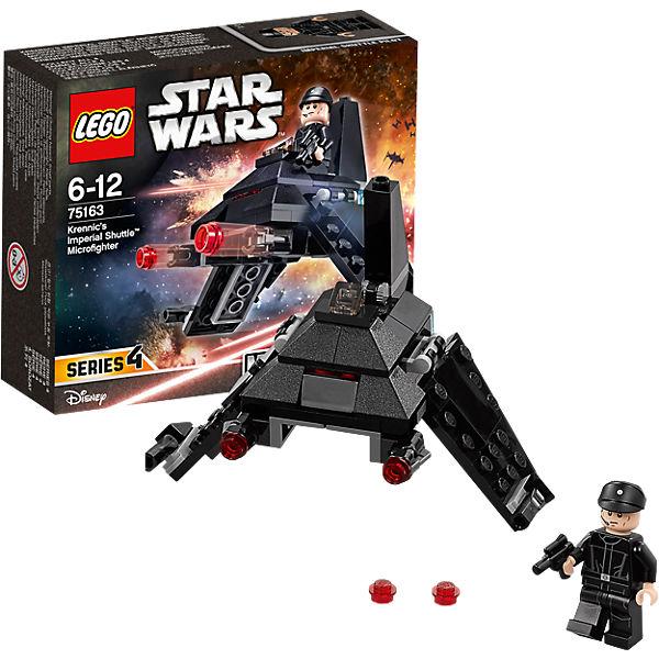 LEGO Star Wars 75163: Микроистребитель «Имперский шаттл Кренника»