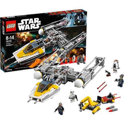 lego 75172 star wars y wing starfighter star wars mytoys. Black Bedroom Furniture Sets. Home Design Ideas