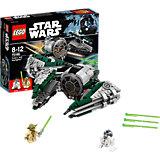 LEGO Star Wars 75168: Звёздный истребитель Йоды