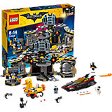 LEGO Batman Movie 70909: Нападение на Бэтпещеру