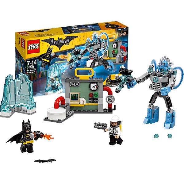 LEGO Batman Movie 70901: Ледяная aтака Мистера Фриза