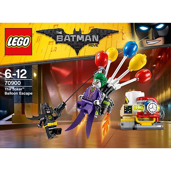 LEGO Batman Movie 70900: Побег Джокера на воздушном шаре