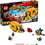 LEGO Super Heroes 76080: Месть Аиши