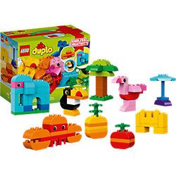 LEGO DUPLO 10853: Набор деталей для творческого конструирования