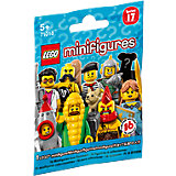 LEGO 71018: Минифигурки, серия 17