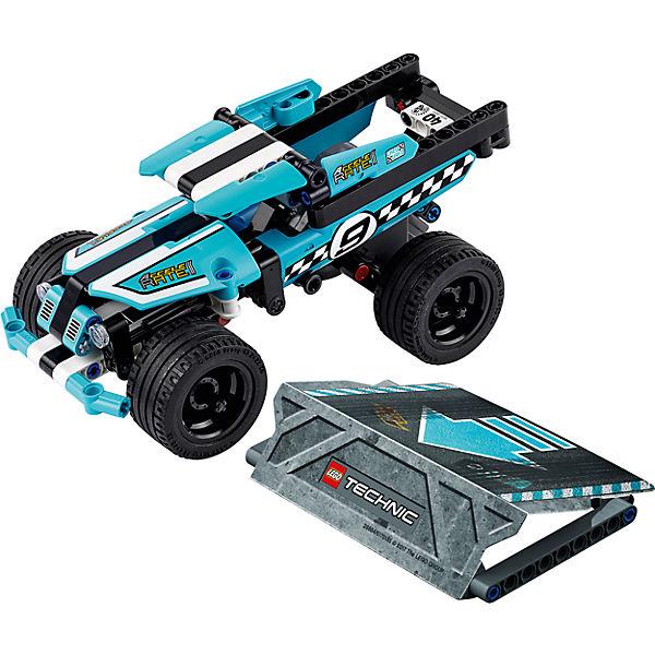 LEGO Technic 42059: Трюковой грузовик