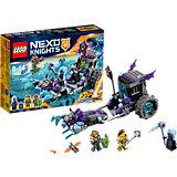 LEGO NEXO KNIGHTS 70349: Мобильная тюрьма Руины