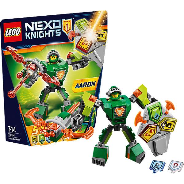 LEGO NEXO KNIGHTS 70364: Боевые доспехи Аарона