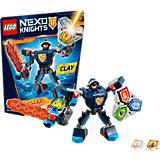 LEGO NEXO KNIGHTS 70362: Боевые доспехи Клэя