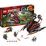 LEGO NINJAGO 70624: Алый захватчик