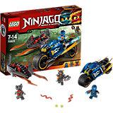LEGO NINJAGO 70622: Пустынная молния
