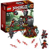 LEGO NINJAGO 70621: Атака Алой армии