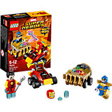 LEGO Super Heroes 76072: Mighty Micros: Железный человек против Таноса