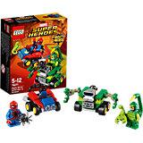LEGO Super Heroes 76071: Mighty Micros: Человек-паук против Скорпиона