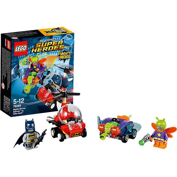 LEGO Super Heroes 76069: Mighty Micros: Бэтмен против Мотылька-убийцы