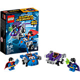 LEGO Super Heroes 76068: Mighty Micros: Супермен против Бизарро