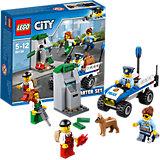 LEGO City 60136: Набор для начинающих «Полиция»