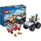 LEGO City 60135: Полицейский квадроцикл