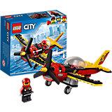 LEGO City 60144: Гоночный самолёт