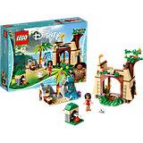 LEGO Disney Princesses 41149: Приключения Моаны на затерянном острове