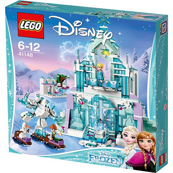LEGO Disney Princesses 41148: Волшебный ледяной замок Эльзы