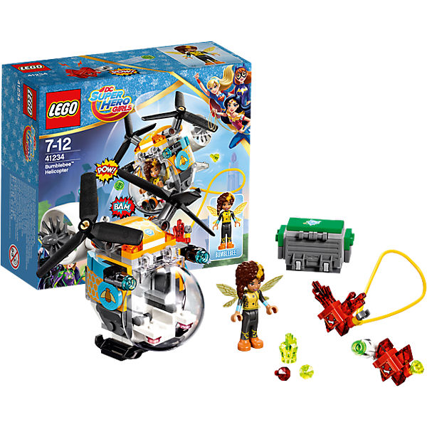 LEGO DC Super Girls 41234: Вертолёт Бамблби