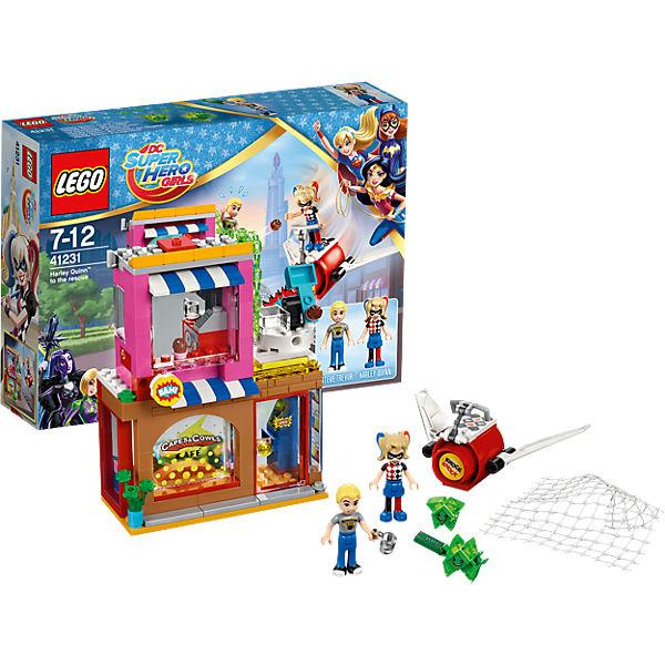 LEGO DC Super Girls 41231: Харли Квинн спешит на помощь