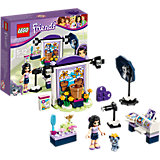 LEGO Friends 41305: Фотостудия Эммы