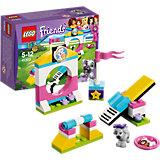 LEGO Friends 41303: Выставка щенков: Игровая площадка