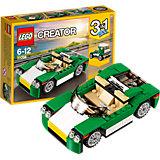 LEGO Creator 31056: Зелёный кабриолет