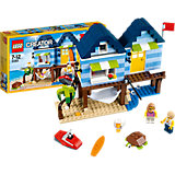 LEGO Creator 31063: Отпуск у моря