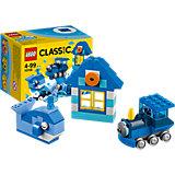 LEGO Classic 10706: Синий набор для творчества