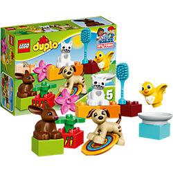 LEGO DUPLO 10838: Домашние животные