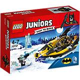 LEGO Juniors 10737: Бэтмен против Мистера Фриза