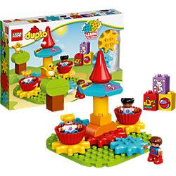 LEGO DUPLO 10845: Моя первая карусель