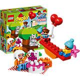 LEGO DUPLO 10832: День рождения