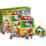 LEGO DUPLO 10836: Городская площадь